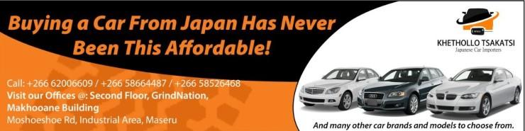 Khethollo Tsakatsi Japanese Car Importers- 1 (2)