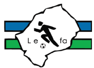 LESOTHO FOOTBALL ASSOCIATION LOGO