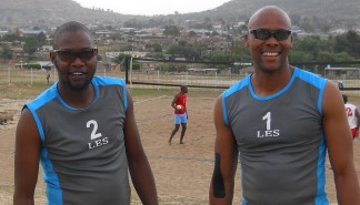 RAMPESA LEABUA AND MOHOLO LEKOMOLA -BEACH VOLLEYBALL (2)
